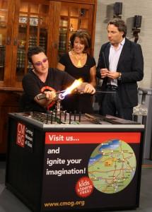 Flameworking on WSYR
