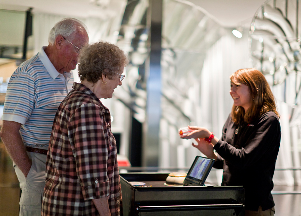 Corning Museum of Glass Explainer Program