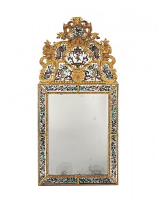 Image of a mirror, CMoG accessioin 98.3.18
