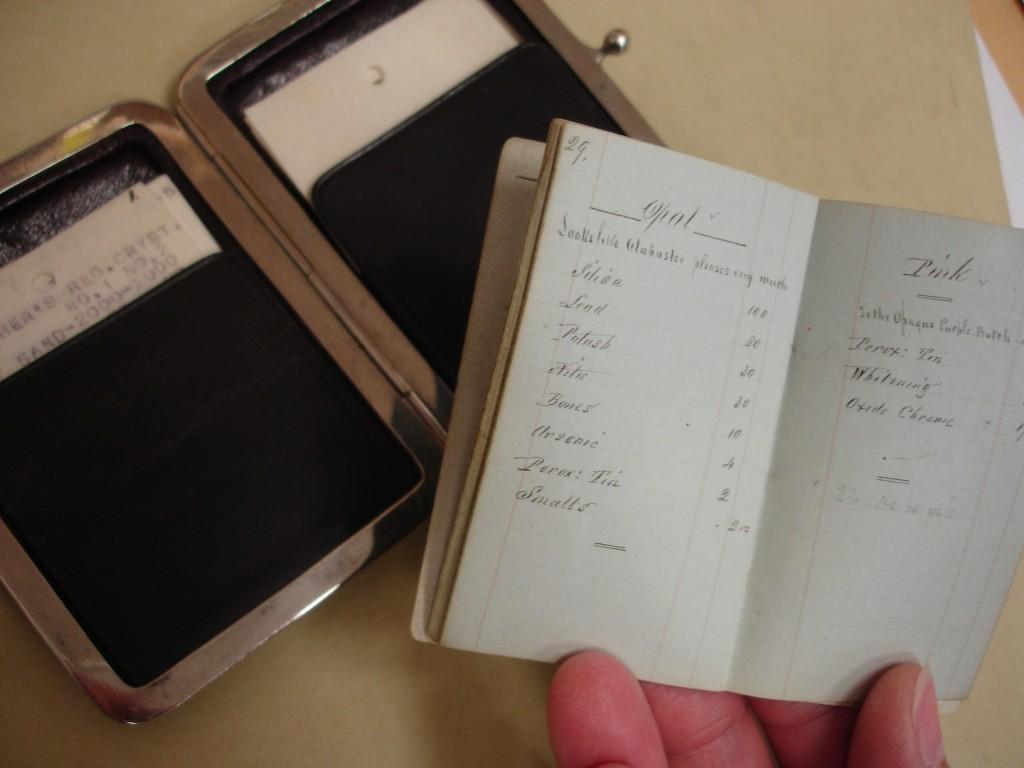 William Leighton batch book