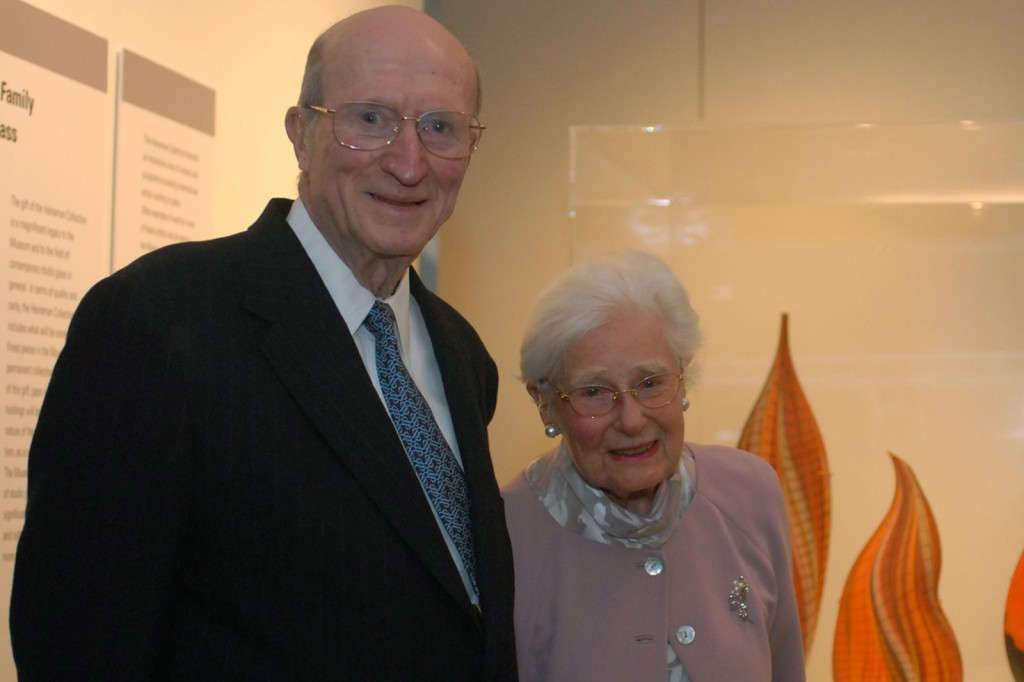 Ben W. Heineman Sr. and Natalie G. Heineman