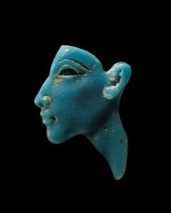 Portrait Inlay of the Pharaoh Akhenaton
