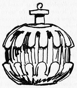 from Guillaume Janneau.  Le verre et l'art de Marinot, 1925