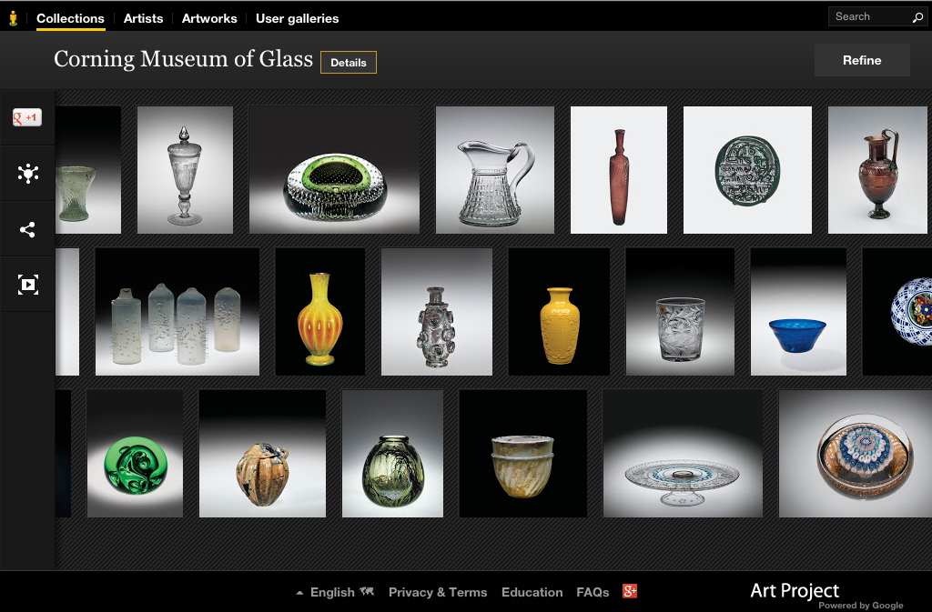 The Corning Museum of Glass on Google Art Project