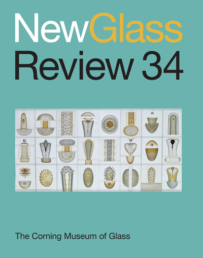 New Glass Review 34 (2013)