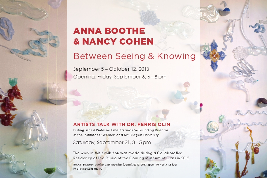 Anna Boothe & Nancy Cohen, Between Seeing and Knowing