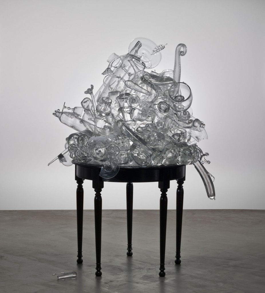 Material Culture, Beth Lipman, Sheboygan, WI, and Brooklyn, NY, 2008. 2010.4.43.