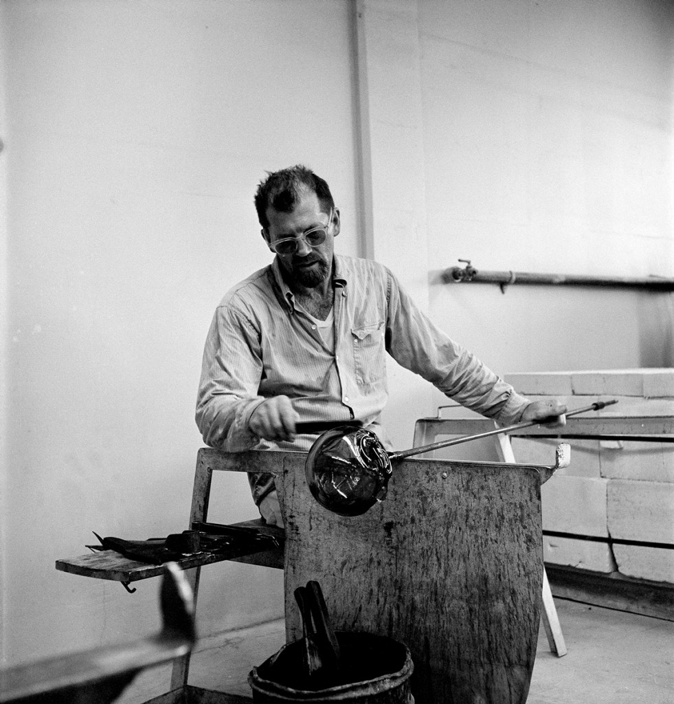 Bob Fritz at San Jose, California Photographed by Robert C. Florian, 1960's Gift of Robert C. Florian