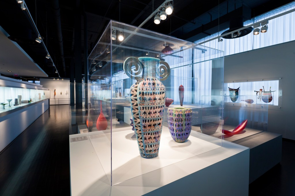 Contemporary Glass Gallery of The Corning Museum of Glass
