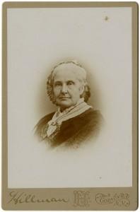 Sophronia Mann Oakes Houghton