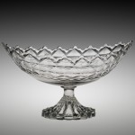 Fruit Bowl on Standard, Ireland, about 1780. 50.2.41.