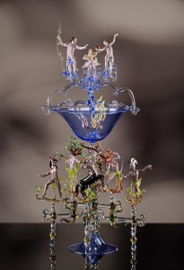 Sculpture by Lucio Bubacco