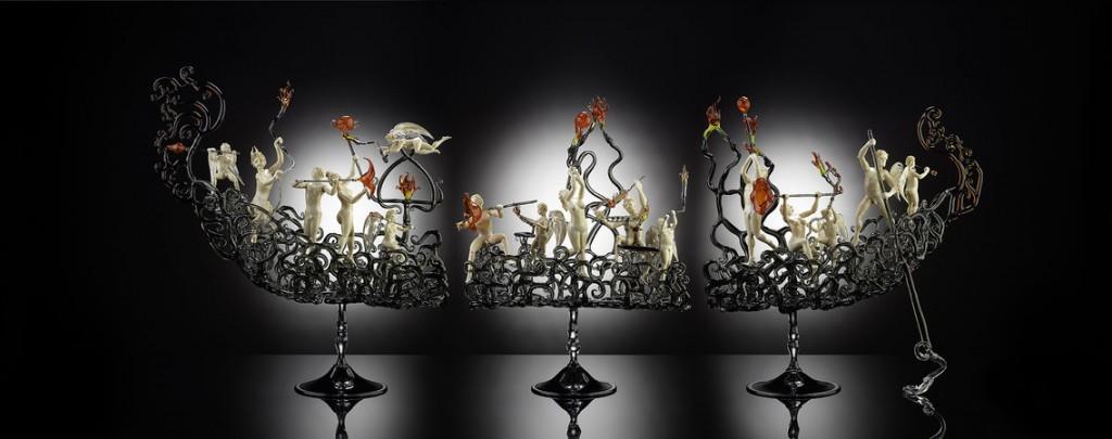 Work by Lucio Bubacco