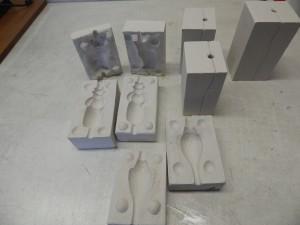 Finished molds
