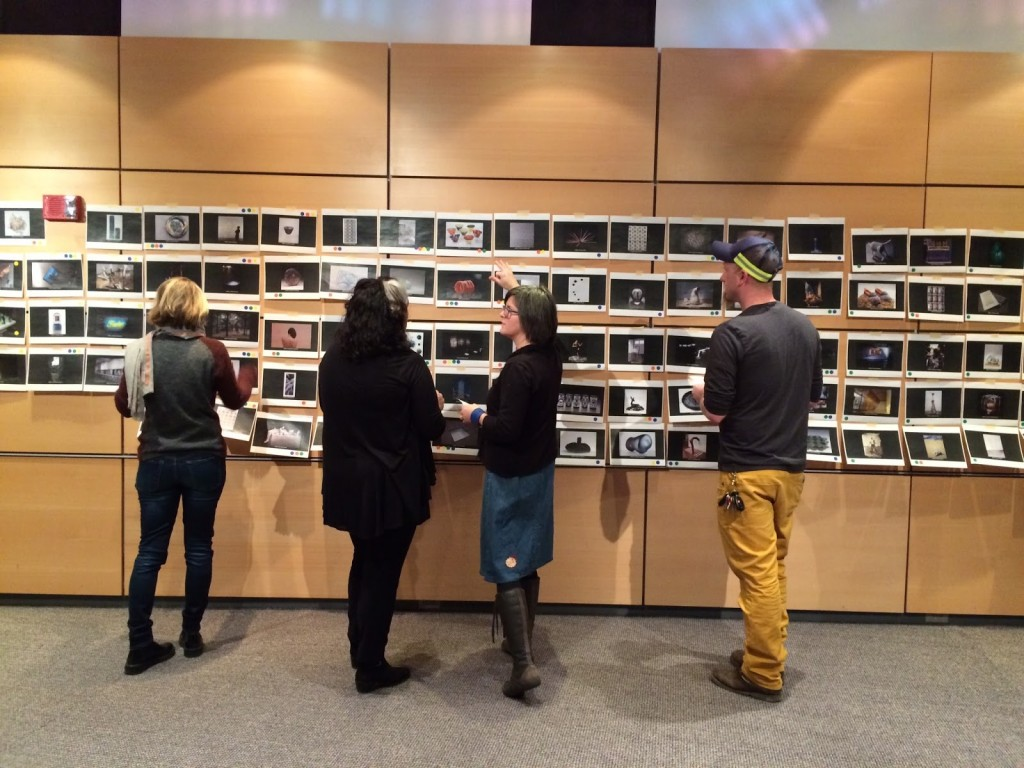 Laura de Santillana, Tina Oldknow, Beth Lipman and Angus Powers review the 4th round of the 2014 New Glass Review submissions.