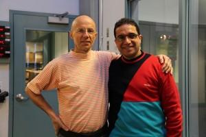 Emilio Santini and Amro Amer