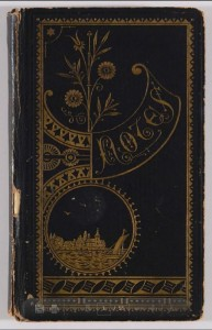 Cover of a Batch Book, Ted Locke, CMGL 78554