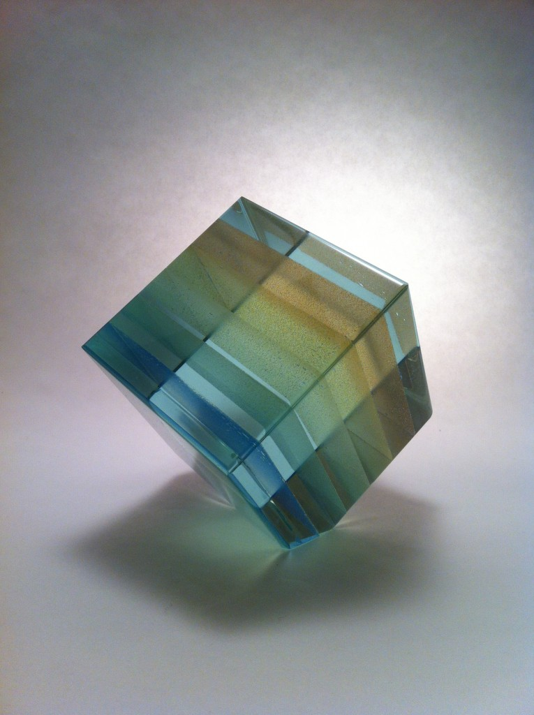 Cube by Corinne Everhart