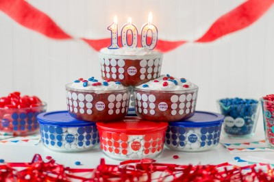 Celebrating 100 years of Pyrex