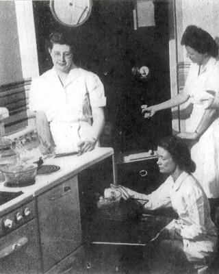 Test Kitchen staff