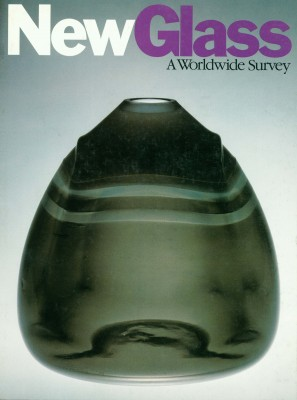 1979 New Glass Catalog Cover