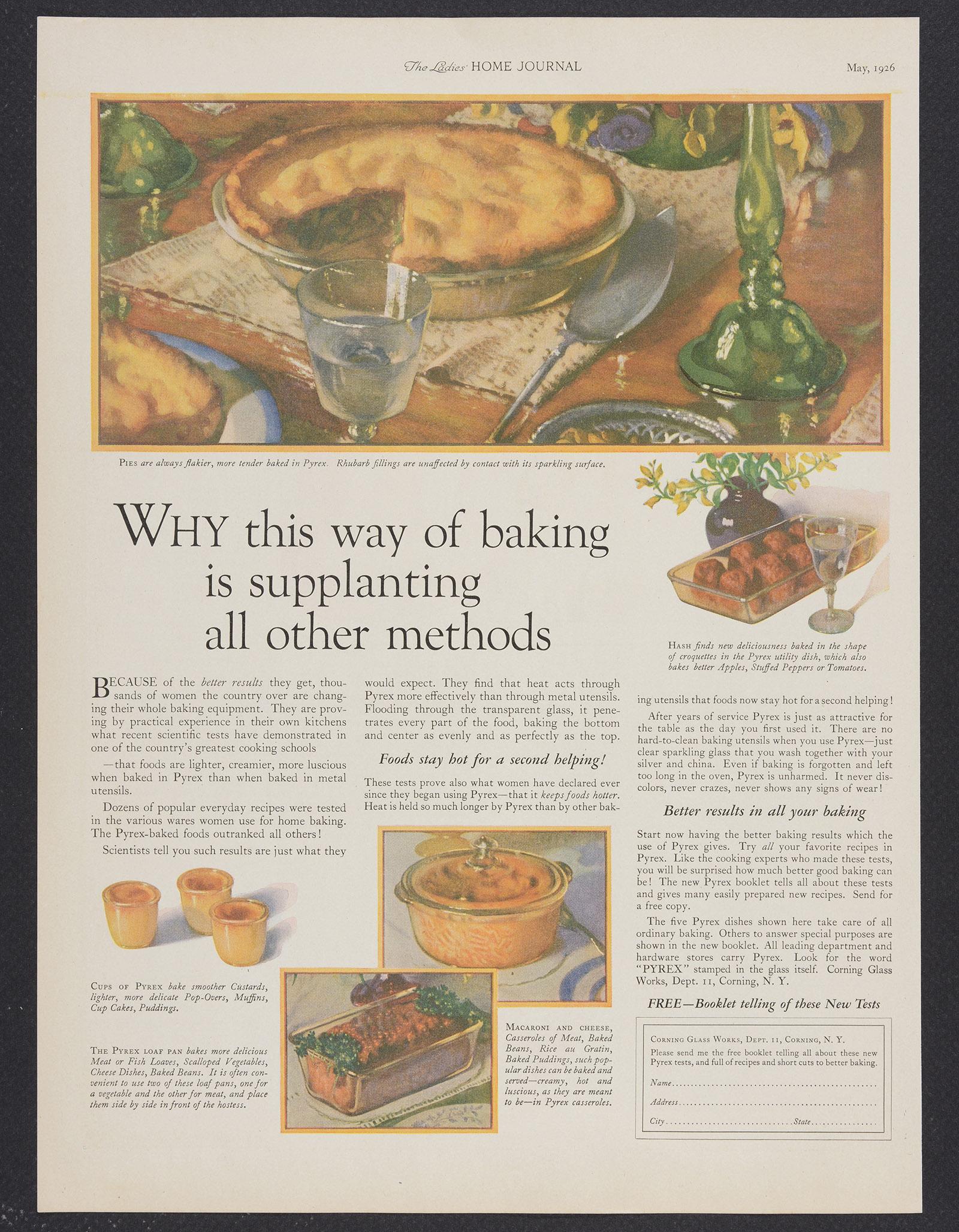 Advertisement, Ladies' Home Journal