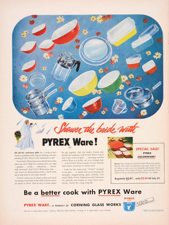 give time saving pyrex ware - HD1159×1541