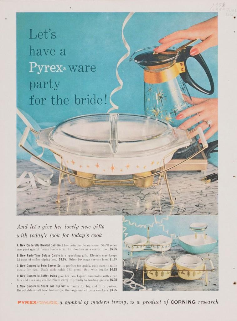 Printed in Ladies' Home Journal, June 1959. CMGL 98282.