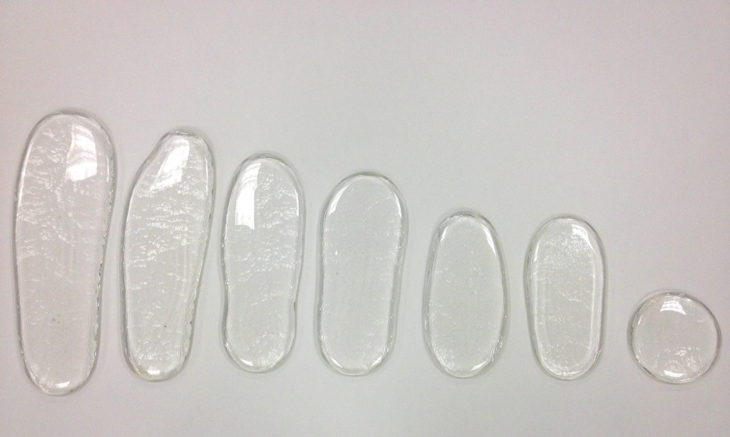 glass weights