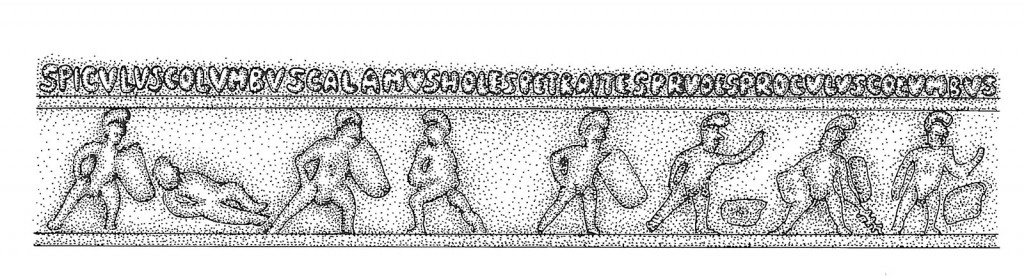 Illustration of Gladiator Cup