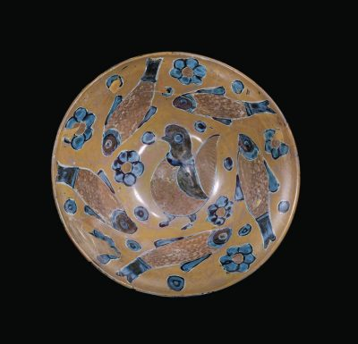 Bowl, probably Egypt, 900-1099, Gift of Lyuba and Ernesto Wolf, 99.1.1.