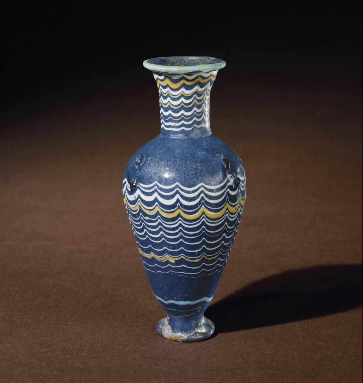 Bottle, Egypt, 1400-1360 BC, 50.1.1.