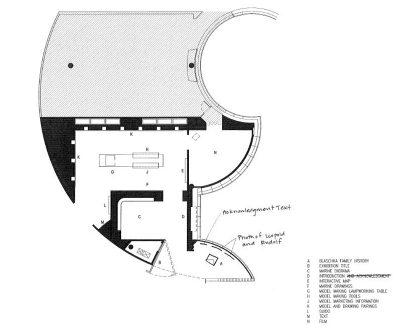 Selldorf design drawing