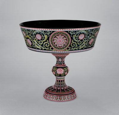 The Great Tazza, about 1889-1895