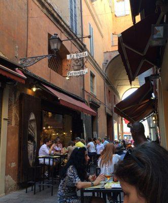 Lanes in Bologna