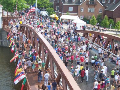 Canal Days in Fairport, NY