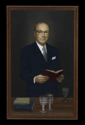 Portrait of Arthur Houghton