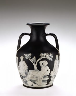 Copy of the Portland Vase