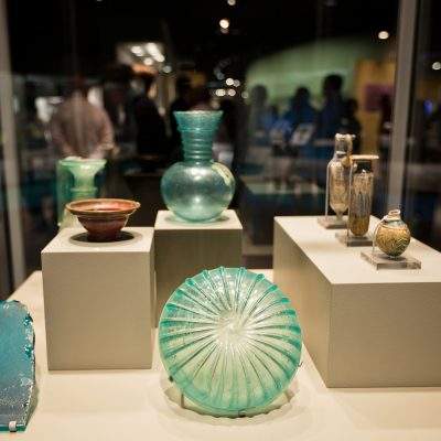 Tour 3,500 years of glass