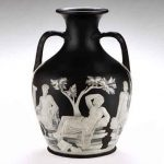 Copy of the Portland Vase, Josiah Wedgwood, Etruria, England, about 1790