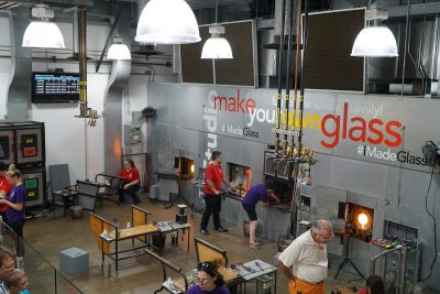 The Make Your Own Glass Studio