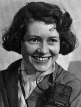 Portrait of Constance Stuart Larrabee