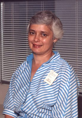Gail in 1986