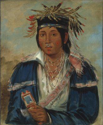 Kee-mo-rá-nia, No English, a Dandy, 1830