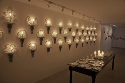 Aaron Pexa, The Lucent Parlor Sconces