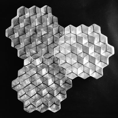Frederick G. Kahl, Sacred Geometry Hexagonal Tiles