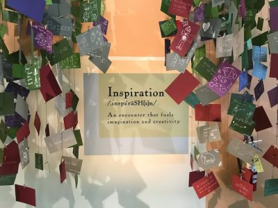 The Inspiration Wall