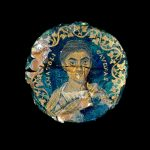 Medallion with Portrait