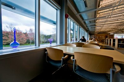 Rakow Research Library Reading Room