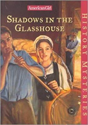 Shadows in the Glasshouse by Megan McDonald